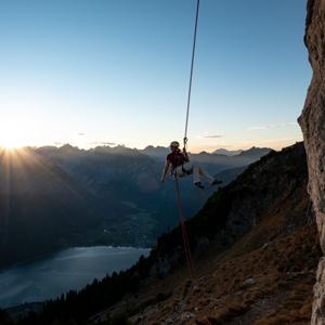 Wandern und Klettern am Achensee