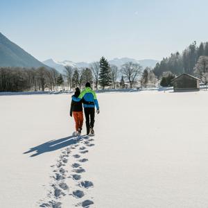 Winterwandern Achensee