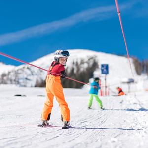 Skifahren mit der ganzen Familie am Achensee