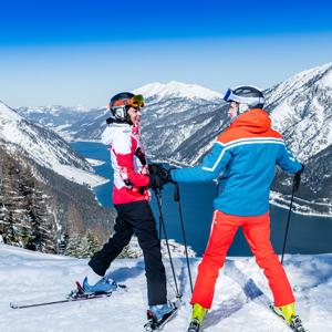 Skifahren in Pertisau