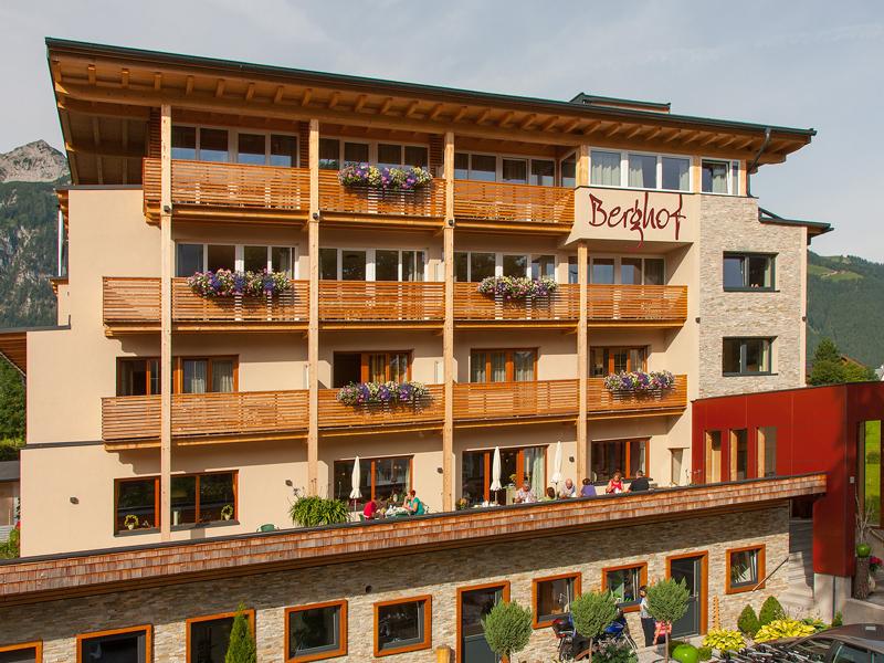 Der Berghof in Pertisau