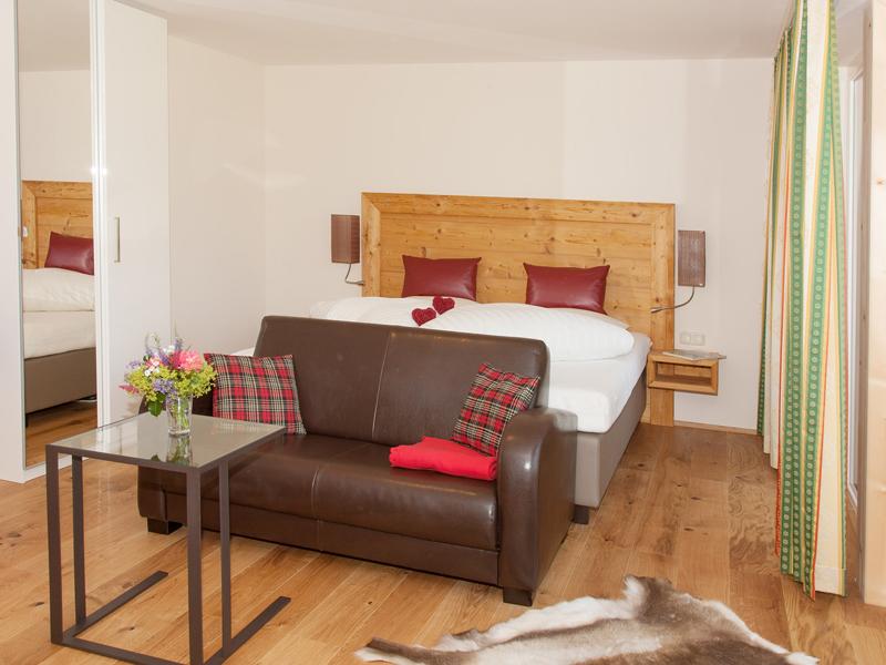 Komfortzimmer XL mit Couch